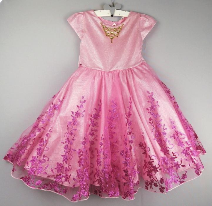 2000129 Платье для девочки рост (116-122-128-134-140)