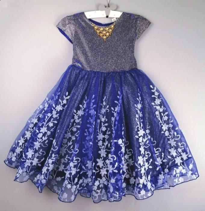 2000130  Платье для девочки рост (116-122-128-134-140)
