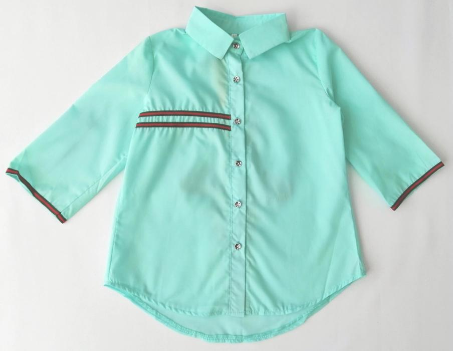 2200121 Блуза для девочки рост (116-122-128-134)