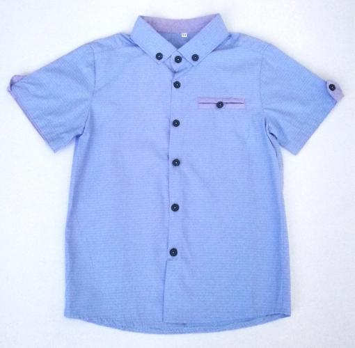 2200130 Рубашка для мальчика рост (92-98-104-110-116)