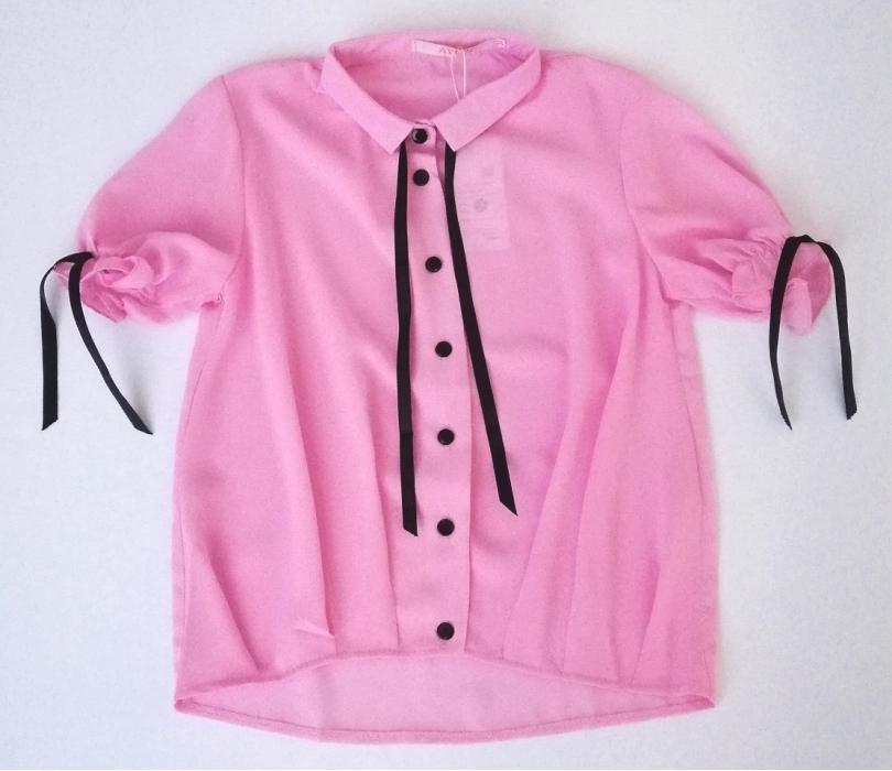 2200144 Блузка для девочки рост (104-110-166-122-128)