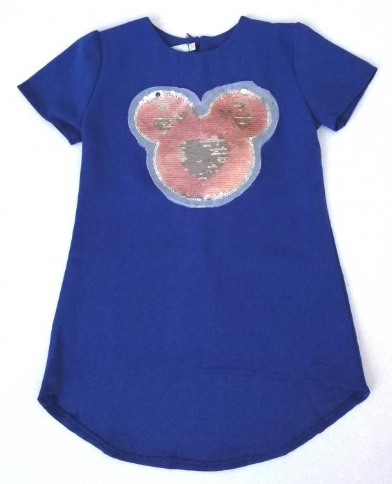 2200147 Блуза для девочки рост (98-104-110-116)