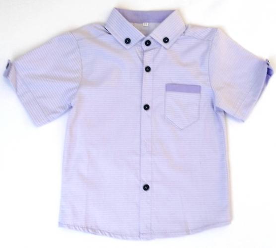 2200169 Рубашка для мальчика рост (98-104-110-122-128)