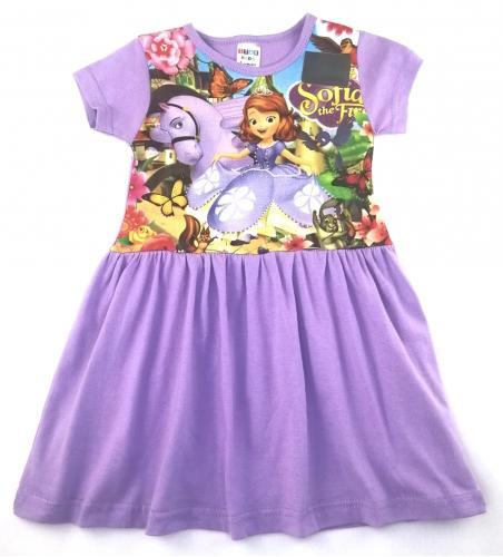 2200314 Платье для девочки рост (98-104-110-116-122) Узбекистан