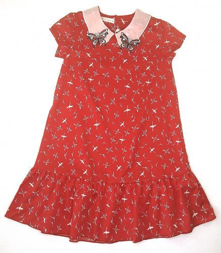 2200326 Платье для девочки рост (122-128-134-140-146)