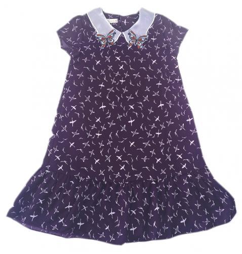2200328 Платье для девочки рост (122-128-134-140-146)