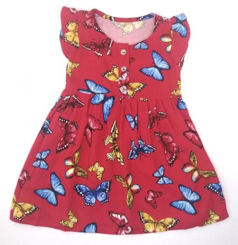 2200338 Платье для девочки рост (86-92-98-104)