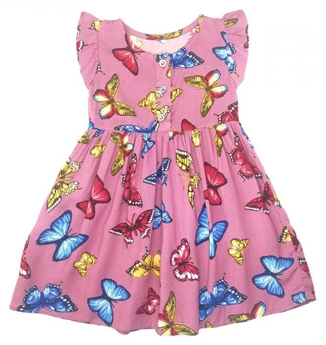 2200339 Платье для девочки рост (86-92-98-104)