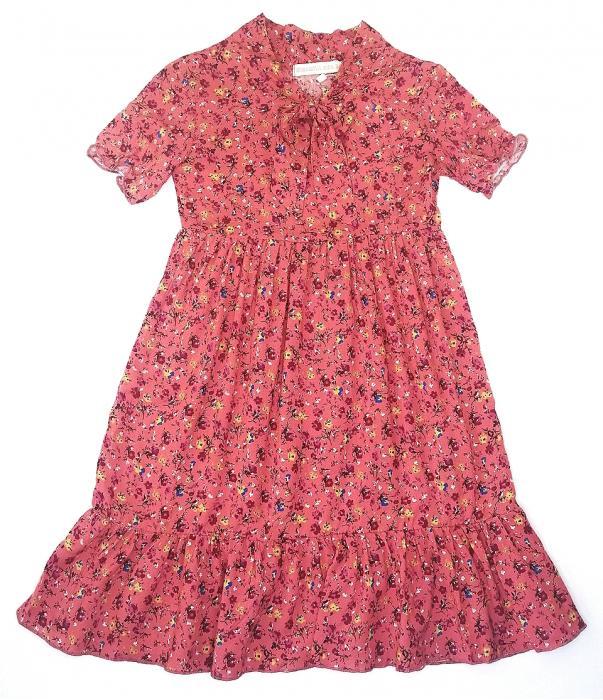 2200340 Платье для девочки рост (116-122-128-134-140)