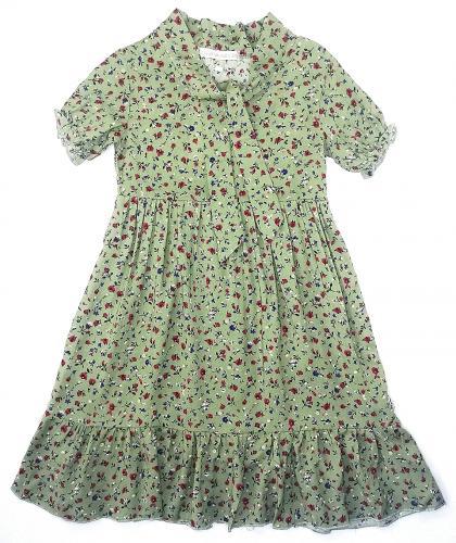 2200341 Платье для девочки рост (116-122-128-134-140)