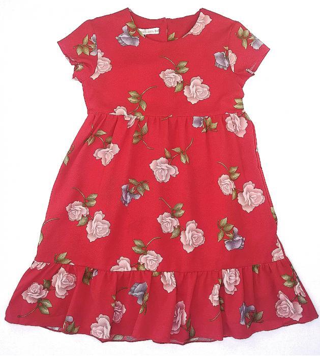 2200343 Платье для девочки рост (122-128-134-140-146)