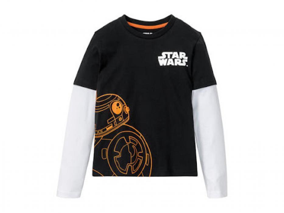 230079 Лонгслив для мальчика STAR WARS Disney