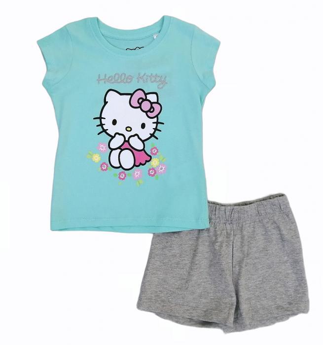 230118 Костюм для девочки Hello Kitty