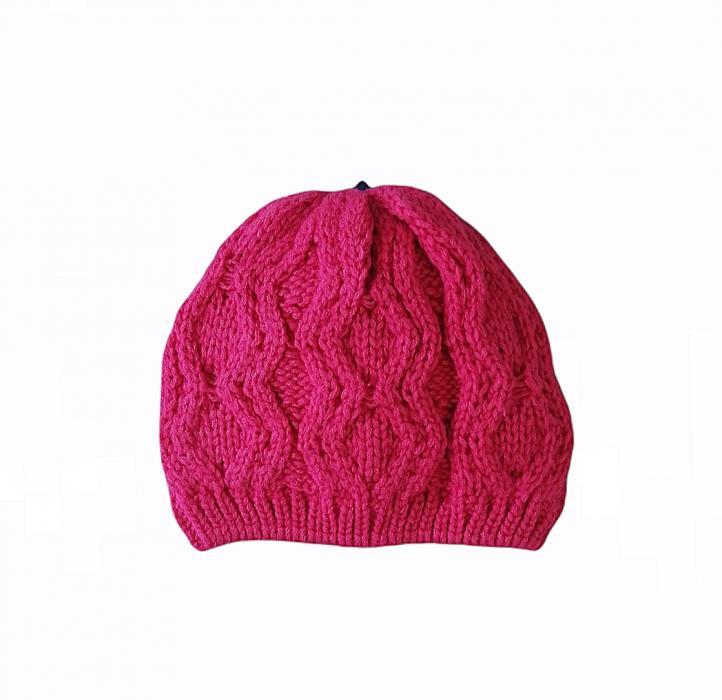 230281 Вязаная шапочка на флисе Lupilu Германия