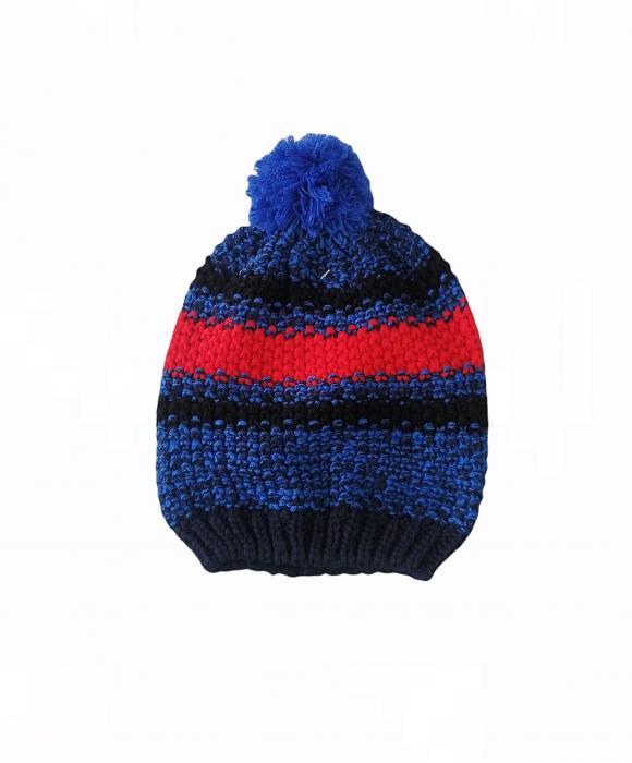 230283 Вязаная шапочка на флисе Lupilu Германия