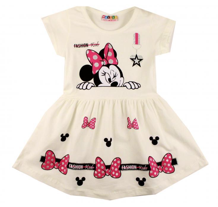 1200241 Платье для девочки рост (92-104-110-122) Турция
