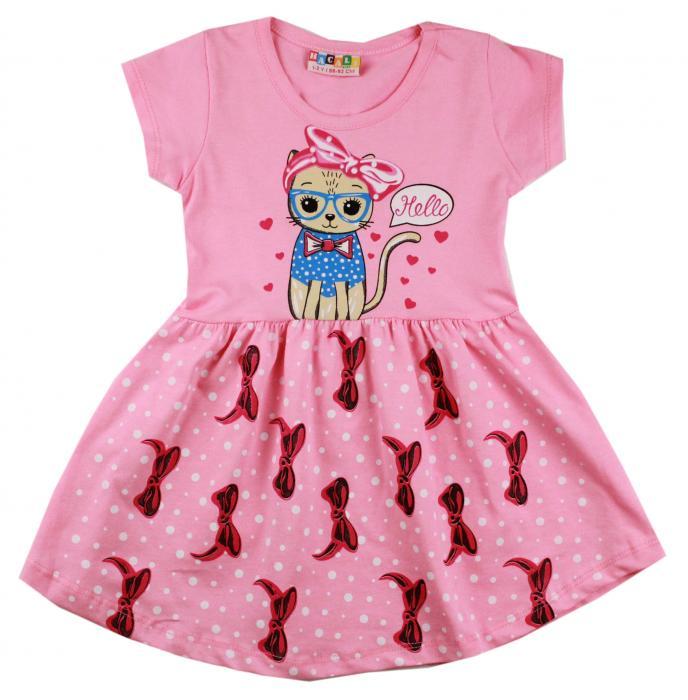 1200260 Платье для девочки рост (92-104-110-122) Турция