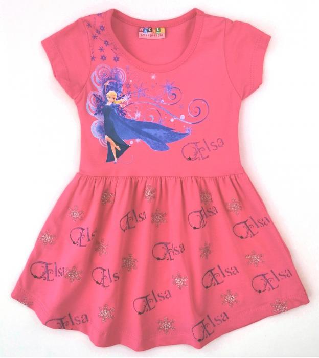 1200335 Платье для девочки рост (86-92-104-116) Турция