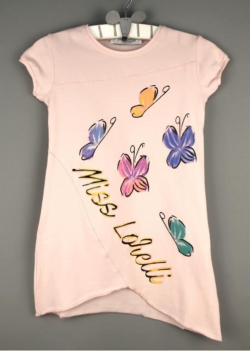 1400132 Платье для девочки рост (110-116-122-128-134-140) Турция