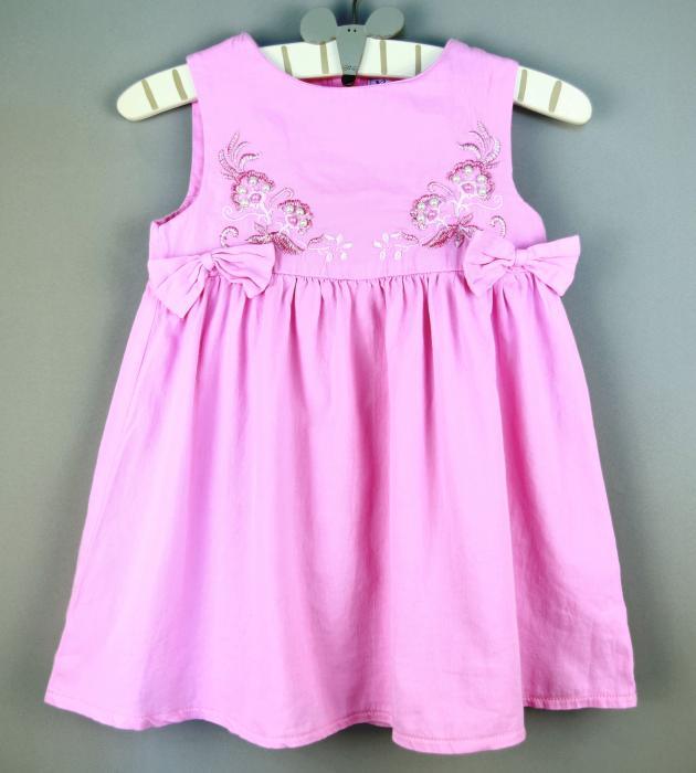 1500192 Платье для девочки Bonito рост (92-98-104-110) Узбекистан