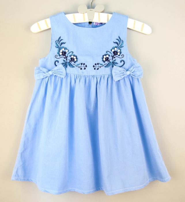 1500193 Платье для девочки Bonito рост (92-98-104-110) Узбекистан