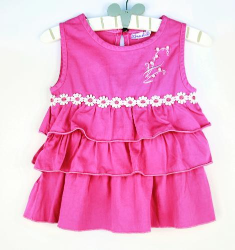 1500198 Блуза для девочки Bonito рост (92-98-104-110) Узбекистан