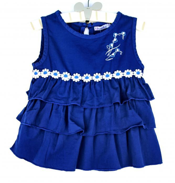 1500199 Блуза для девочки Bonito рост (92-98-104-110) Узбекистан
