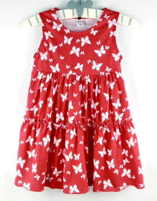 1500210 Платье для девочки Bonito рост (92-98-104-110) Узбекистан