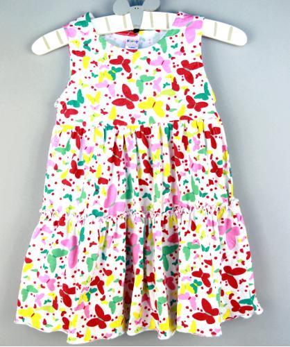 Платье для девочки Bonito рост (92-98-104-110) Узбекистан