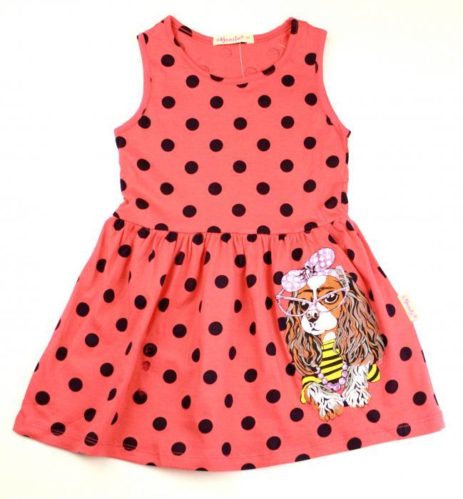 1500392 Платье для девочки Bonito рост (98-104-110-116-122)