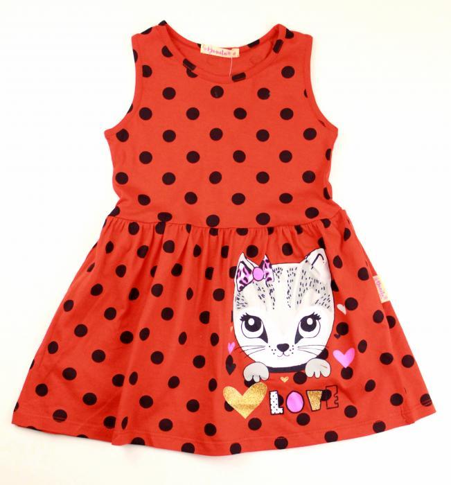 1500393 Платье для девочки Bonito рост (98-104-110-116-122)