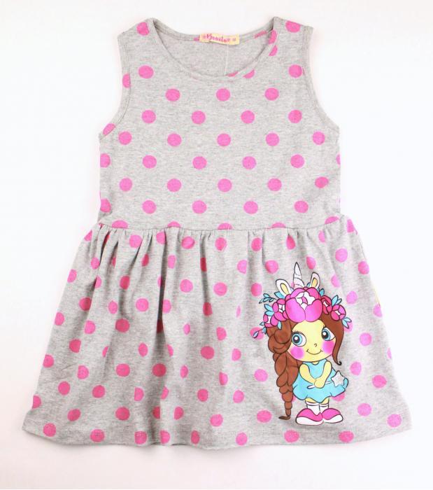 1500394 Платье для девочки Bonito рост (98-104-110-116-122)