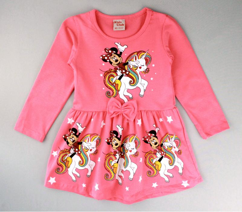 1700138 Платье для девочки рост (86-92-98-104-110) Турция