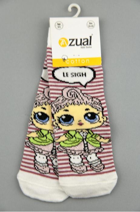 1700255 Носочки для девочки 3-5 лет Турция