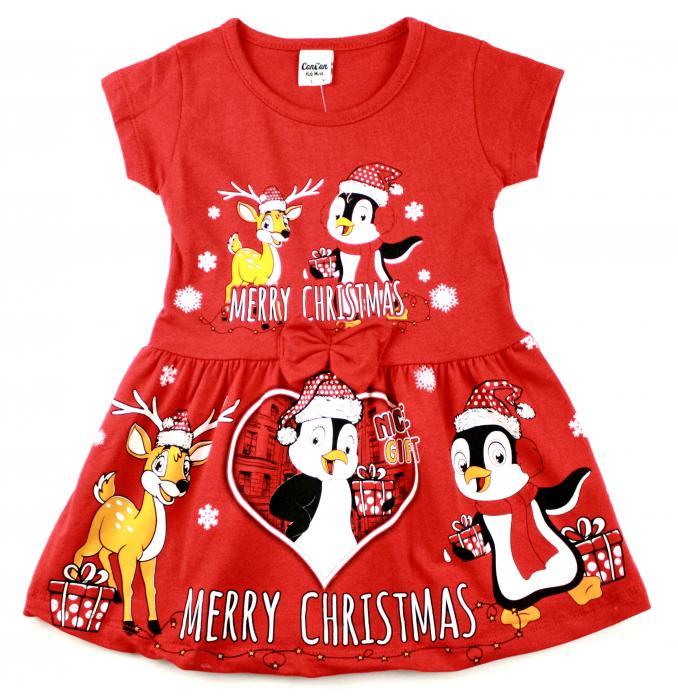 1700297 Платье для девочки рост (86-92-98-104-110) Турция