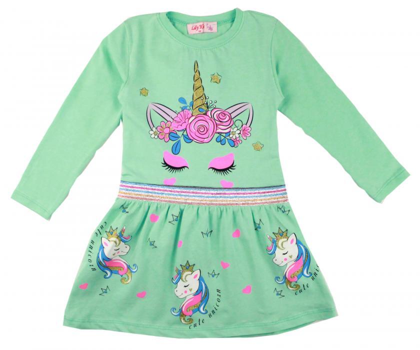 1700298 Платье для девочки рост (98-104-110-116) Турция