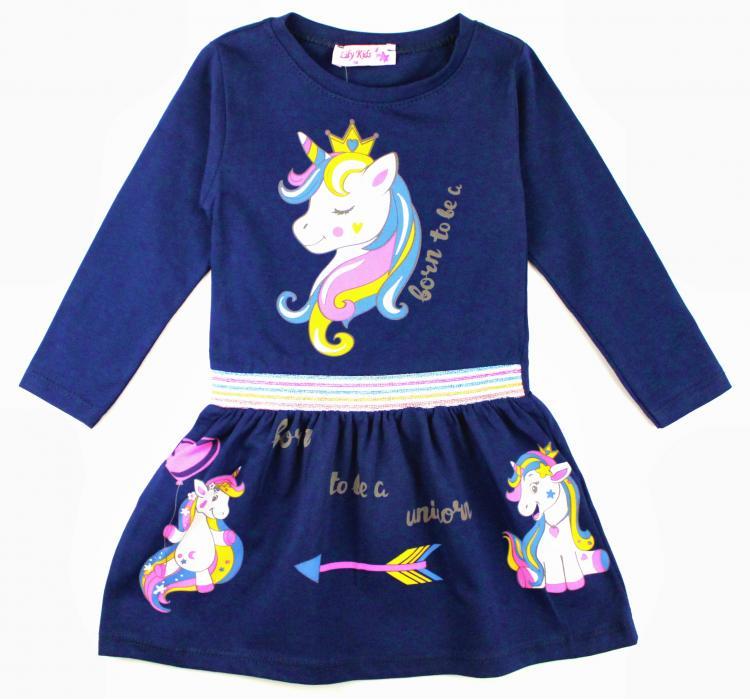 1700299 Платье для девочки рост (98-104-110-116) Турция