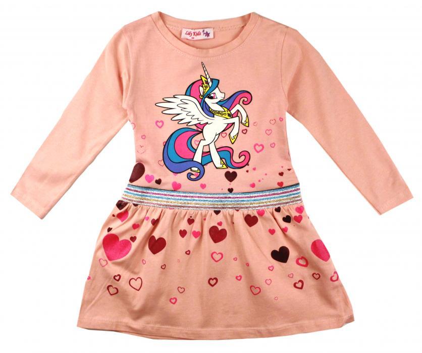 1700300 Платье для девочки рост (98-104-110-116) Турция