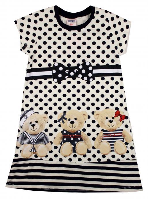 1700453 Платье для девочки рост (98-110-116-122) Турция