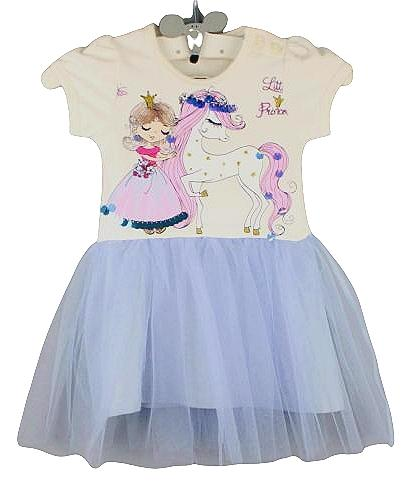 1700598  Платье для девочки рост (86-92-98-104-110) Турция