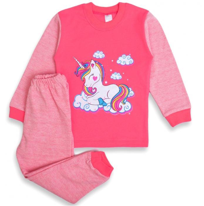 1800105 Пижама для девочки рост ( 92-98-104) Турция