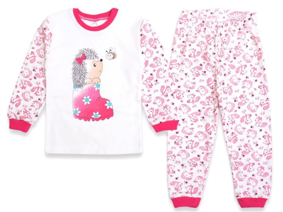 1800106 Пижама для девочки рост ( 92-98-104) Турция