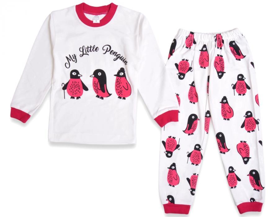 1800110 Пижамка для девочки  а рост ( 110-116-122) Турция