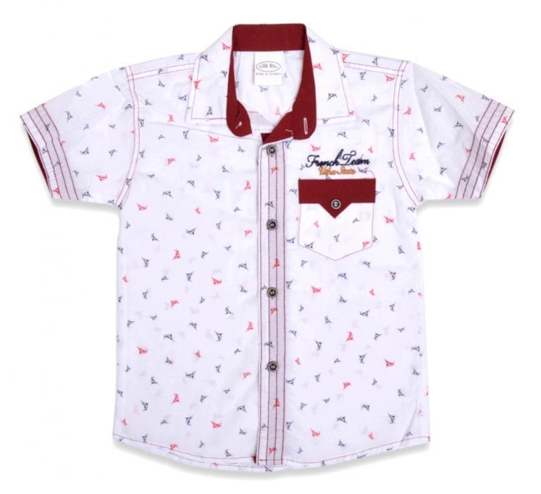 1800116 Рубашка для мальчика рост (110-116-122-128) Турция