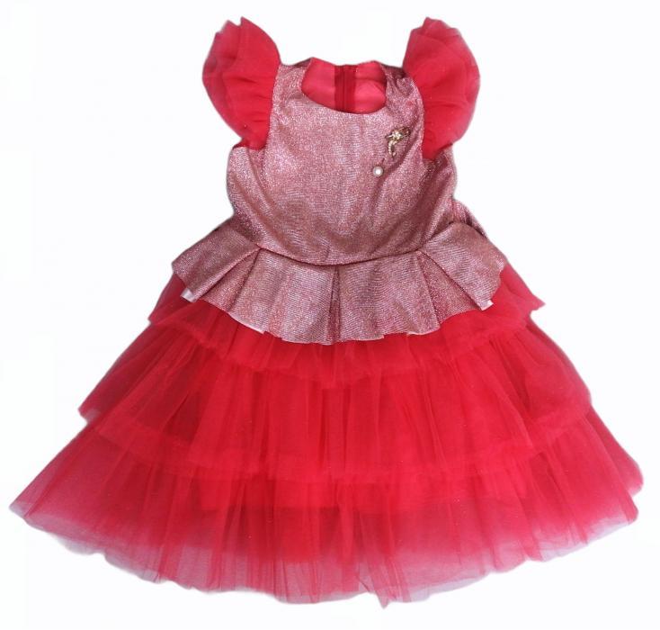 2000109 Платье для девочки рост (110-116-122-128)
