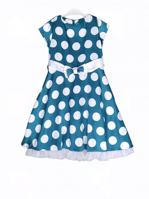2000110 Платье для девочки рост (134-140-146-152)
