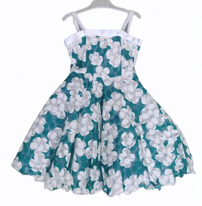 2000113 Платье для девочки рост (110-116-122-128)