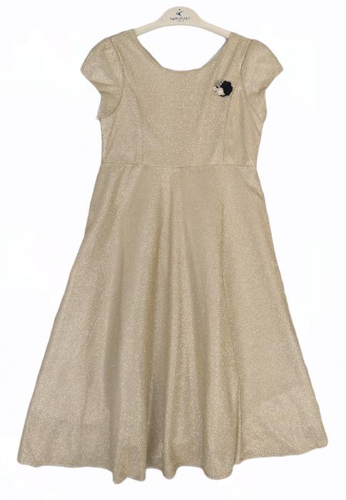 2000114 Платье для девочки рост (134-140-146-152)