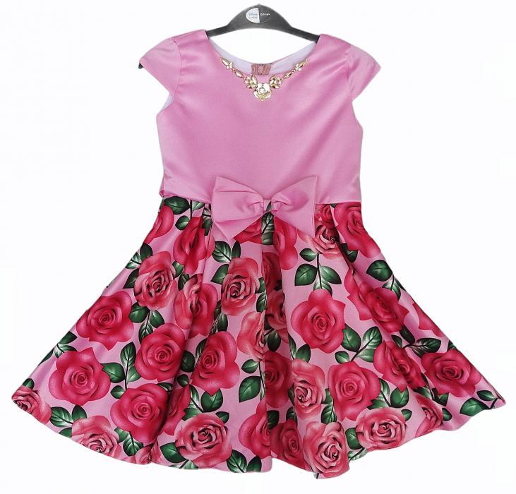 2000122 Платье для девочки рост (116-122-128-134)