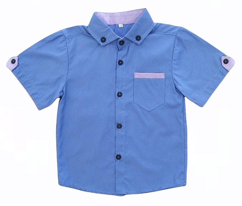 2200170 Рубашка для мальчика рост (98-104-110-122-128)